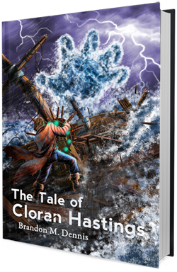 The Tale of Cloran Hastings--Buy for Kindle